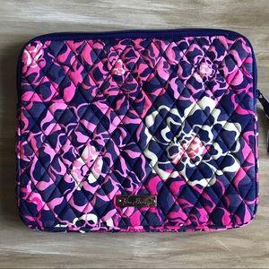 Vera Bradley Quilted iPad/Tablet Sleeve